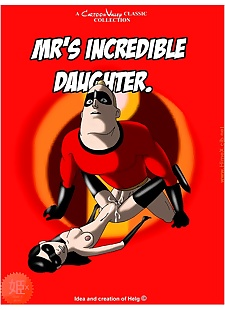 pics Mr's Incredible Daughter