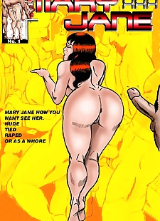 pics Mary Jane XXX - Wolverino, big boobs , blowjob  spiderman