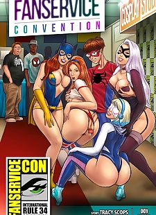 pics Tracy Scops- Fanservice Conversation –, big boobs , spiderman