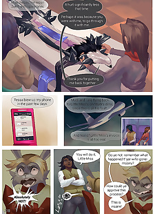 pics Trunch- Turn You Ch 12, full color , furry