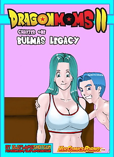 pics Dragon Moms #2 Parts 1&2, bulma briefs , chi chi , blowjob , milf  impregnation