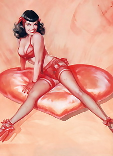 pics Betty Page pics, bettie page , latex