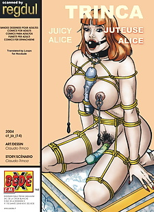 english pics Juicy Alice, anal , bondage  sex-toys