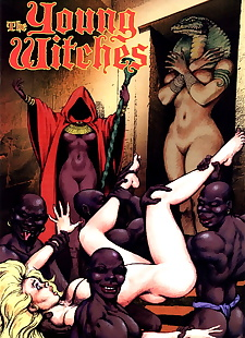 english pics The Young Witches - Book #3 : Empire.., anal , full color  monster