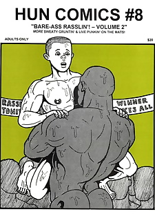 english pics #8 Bare-Ass Rasslin - Volume 2, dark skin , group  All