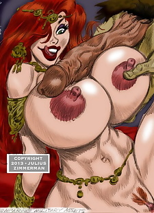 pics Julius Zimmerman- Bonan The Barbarian, big boobs , big cock