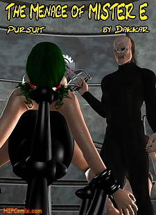 pics Hipcomix- Menace Of Mister E- Pursuit-.., 3d , big boobs