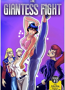 pics Bot- Giantess Fight Issue 3, big boobs , giant