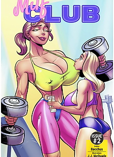 pics Botcomics- MILF Club 2, big boobs , big cock