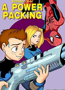 pics A Power Packing- Pal Comix, group , superheros
