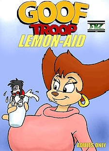 pics Goof Troop Lemon-Aid FBZ, big boobs , incest