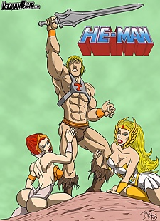 pics He-Man-Masters of the Universe, big boobs , big cock