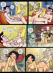 pics JabComix – Americunt Dragon 5, incest , family