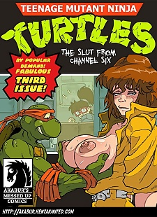 pics TMNT- The Slut From Channel Six, hardcore