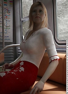 pics Sex In Subway- Ultimate3DPorn, 3d , big cock