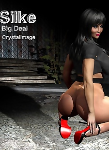pics Classic Silke : A Big Deal- CrystalImage, big boobs , group
