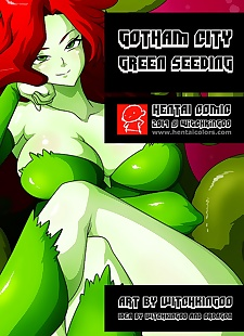 pics Gotham City- Green Seeding, big boobs , monster