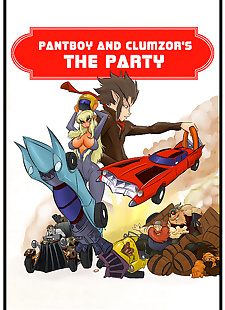 pics Clumzor – The Party – Part 6, XXX Cartoons