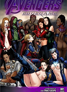 pics Tracy Scops- Avengers Edge Game, blowjob