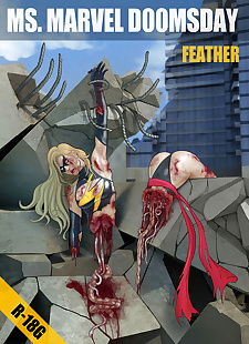 pics Feather- Ms. Marvel doomsday, XXX Cartoons  slut