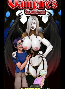 pics Gilftoon – Vampire's Grandson 1, big boobs , incest