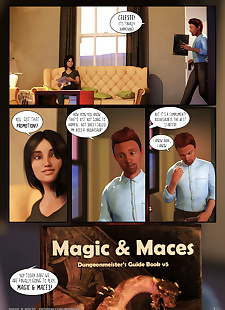 pics BEgrove- Litch  Magic & Maces 1, 3d , big boobs