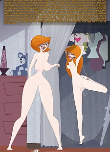 english pics Kims Kink - Volume 1: Breaking In..., ann possible , kim possible , blowjob  cheating