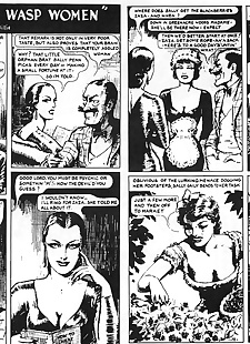 english pics Sweet Gwendoline - The Wasp Woman, XXX Cartoons