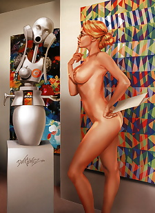 pics Art Fantastix #14 - The Art of Michal.., XXX Cartoons