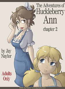 english pics The Adventures of Huckleberry Ann Ch. 2, cheating , milf