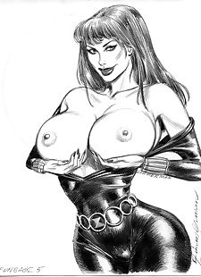 pics Collected artwork of Julius Zimmerman, chun-li , ariel , ariel  big-breasts