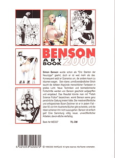 english pics Benson - Art Book 2000 - part 3, bdsm  bondage