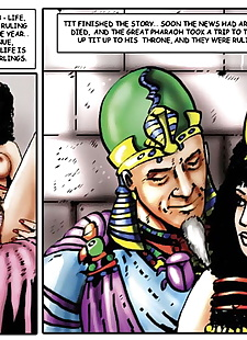 english pics Harem Of Pharaoh - part 3, blowjob , anal