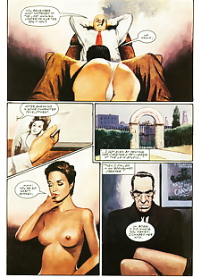 english pics Penthouse Mens Adventure Comix #5 -.., full color