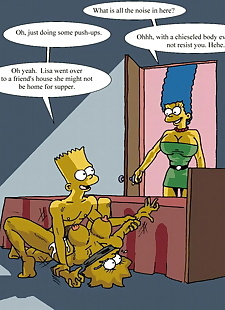 english pics The Simpsons, jane jetson , bart simpson , incest  milf