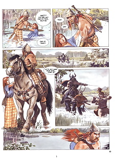 english pics Barbarian Encounters, XXX Cartoons