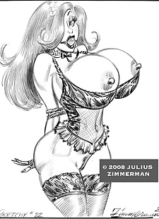 pics Collected artwork of Julius Zimmerman.., jessica rabbit , lara croft , dark skin , tomb raider