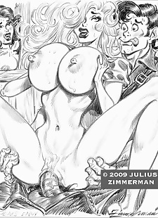 pics Collected artwork of Julius Zimmerman.., cyclops , jessica rabbit , tomb raider , yuri