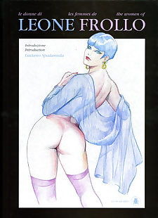 english pics The Women of Leone Frollo