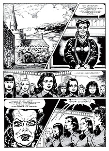 english pics The Young Witches - Book #1 - part 3, XXX Cartoons