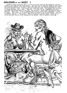 english pics Amazons of the West, futanari , femdom