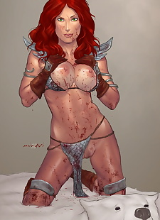 pics Red Sonja, red sonja , muscle
