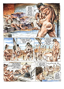 english pics The Island Of Perversions - part 2, full color , group