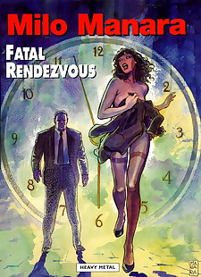 english pics Fatal Rendezvous, anal , full color  All