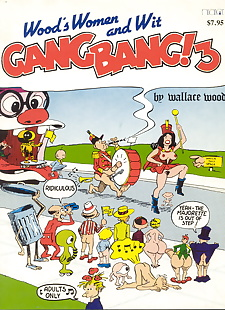 english pics Gang Bang #3, XXX Cartoons