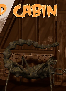 pics Droid447- Old Cabin, 3d , fantasy
