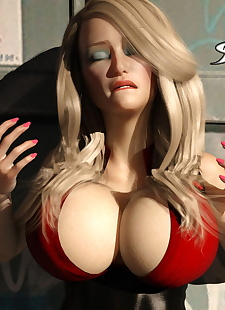 pics Leticia Latex- Curse: WereDoll, 3d , big boobs