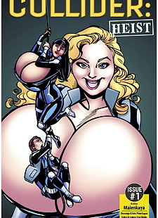pics Bot- Collider- Heist Issue 1, big boobs , milf